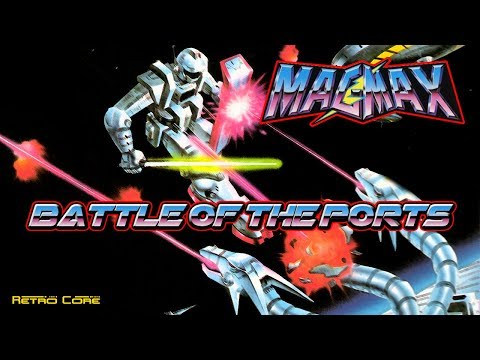 Battle of the Ports - MagMax (マグマックス) Show #214 - 60fps
