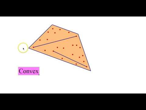 Convex and Nonconvex