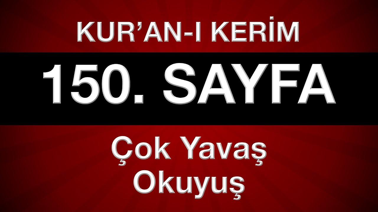 Fatih Çollak - 150.Sayfa - A'râf Suresi (1-11)