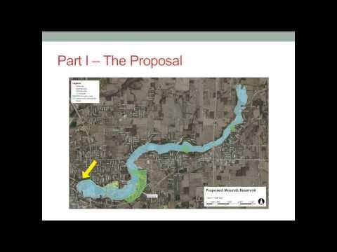 Our Threatened Heritage - The Mounds Reservoir Proposal