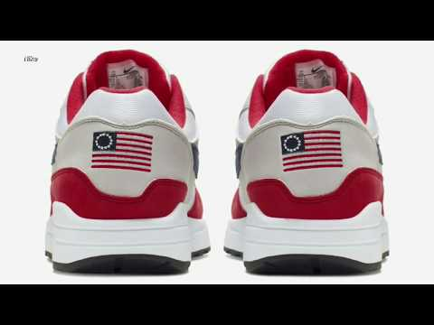 Nike Pulls Air Max 1 USA July Fourth Themed Sneakers Amid