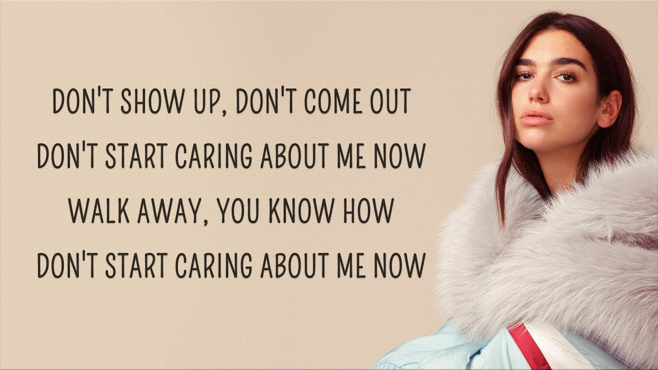 I never need a man to take care of me lyrics