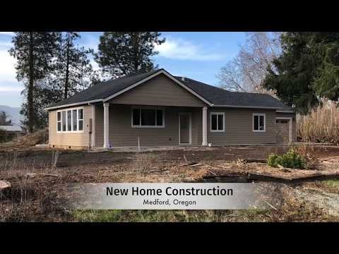 New Home Construction, Reputable Construction Management Services In Southern Oregon
