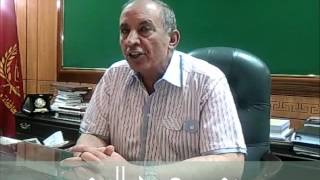 محافظ بورسعيد: معاً لمواجهه القتل والخطف والاشغالات