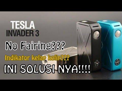 Tesla Invader Iii Clone Tidak Bisa Fairing Ini Solusi Nya Youtube