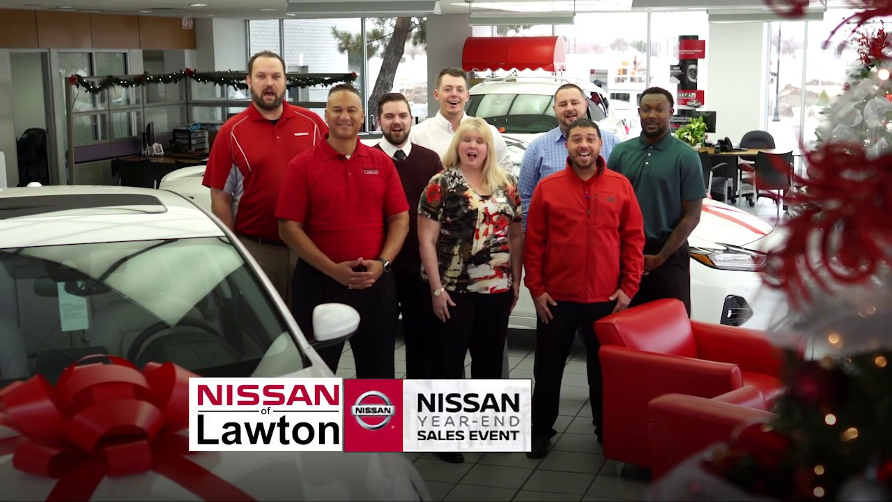 Nissan Of Lawton >> Happy Holiday From Nissan Of Lawton