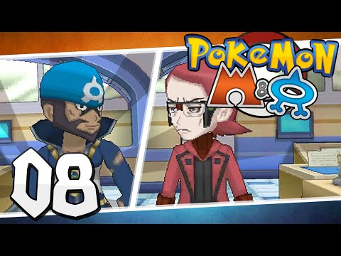 Pokémon Omega Ruby and Alpha Sapphire - Episode 8 | Oceanic Museum!