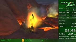 Jak and Daxter Any% Speedrun in 18:53!! (WR)