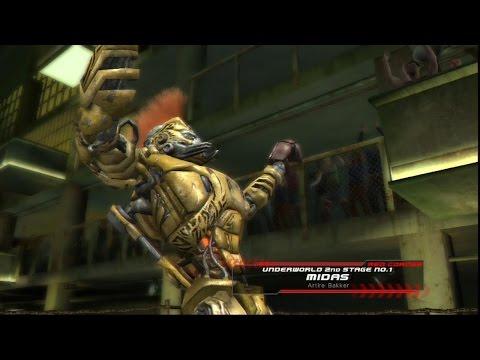 игра Живая сталь(Real steel)-Жесткое избиение от Майдаса(#4)