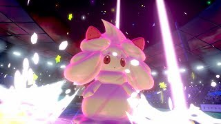 UK: Gigantamaxing Changes the Game in Pokémon Sword and Pokémon Shield! ⚔️🛡️