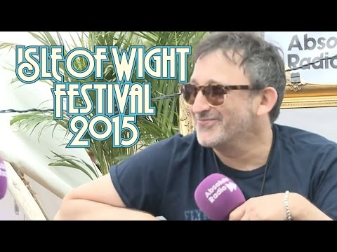 Ian Broudie (Lightning Seeds) Interview | Isle of Wight Fest 2015