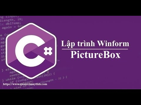 Lập trình C# winform - PictureBox