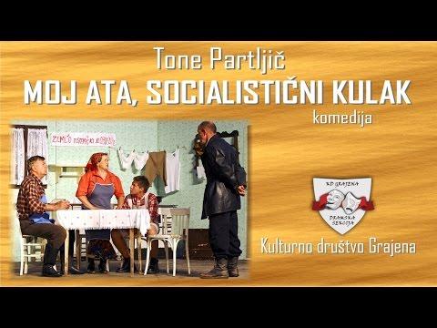 Moj ata, socialistični kulak ( Dramska sekcija KD Grajena )