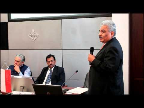 Mr. V.V. Iyer - APARNAA ENTERPRISE - 7.11.2014 - WARSAW - POLAND