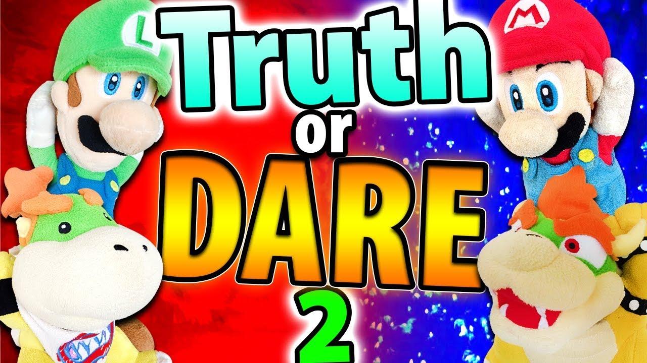 Download Crazy Mario Bros: Truth or Dare 2! (90k Special)