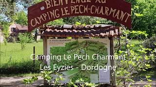 Camping Le Pech Charmant -  Dordogne