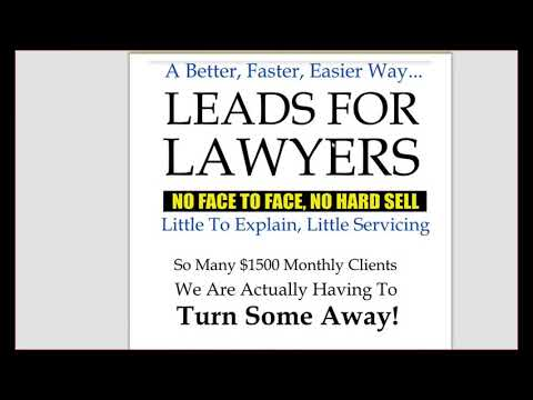 Attorney Marketing Confidential ReVIEW