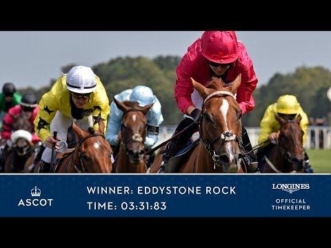 Eddystone Rock Wins The Dubai Duty Free Shergar Cup Stayers