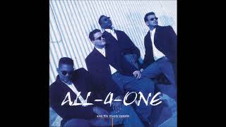 Watch All4one Think Youre The One For Me video