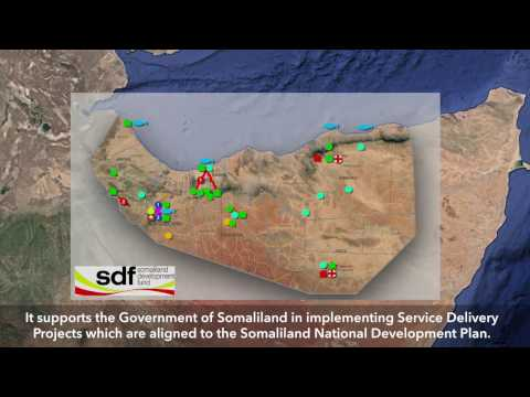 SDF Funded Projects Overview