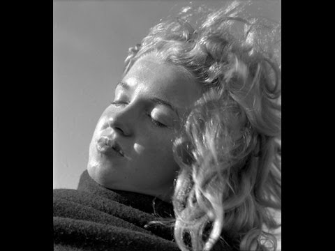 Marilyn Monroe At 20 Upclose And Personal In 1946 On The Beach  Andre De Dienes session