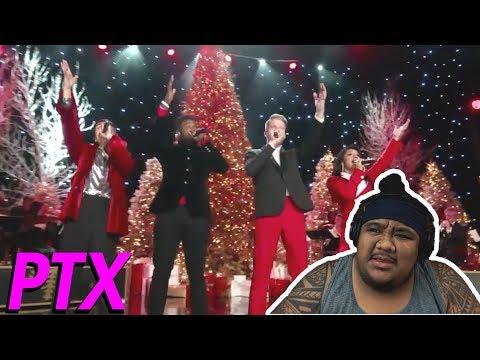 Pentatonix - Jingle Bells (AVPC) [MUSIC REACTION]