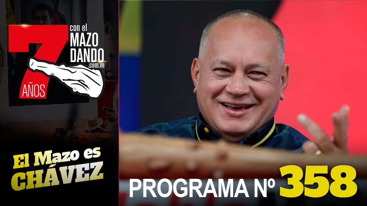 Download Con El Mazo Dando - Programa 358