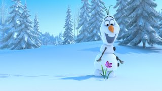 Frozen | Teaser Trailer  met Olaf & Sven | Disney BE