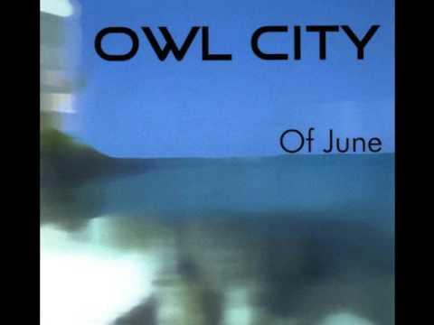 "Video Owl City - Swimming in Miami lyrics ""Of June"" Of June Owl City"