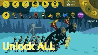 Game Top Stick War: Legacy | Unlocked And Full Upgraded Money | Legacy game best 2018