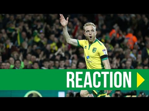 Norwich City 2-0 Brighton: Alex Pritchard Reaction