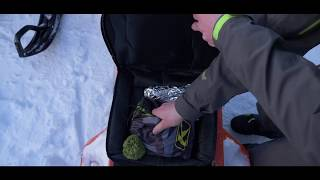 Sledstore Herdalia Tunnelbag - Lifestyle