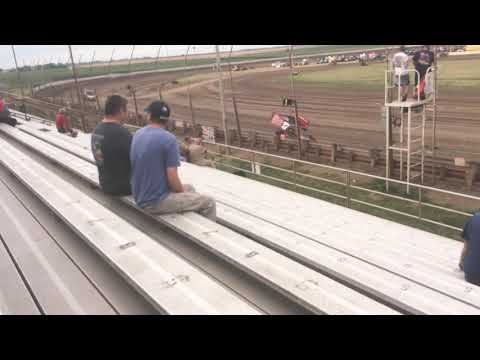 [Hot Laps] Belleville High Banks 305 Sprints Racing Practice