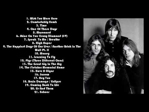 Best of Pink Floyd  Greatest Hits  Remastered  High Quality Progressive