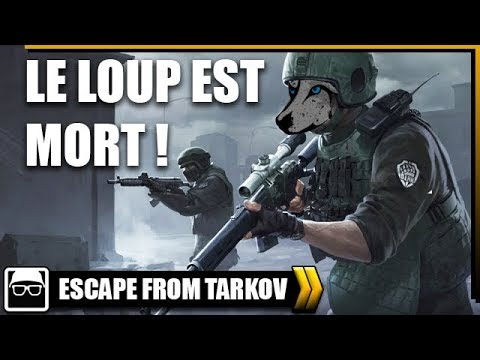 🔴 LIVE : ESCAPE FROM TARKOV - LE LOUP EST MORT [Gameplay FR]
