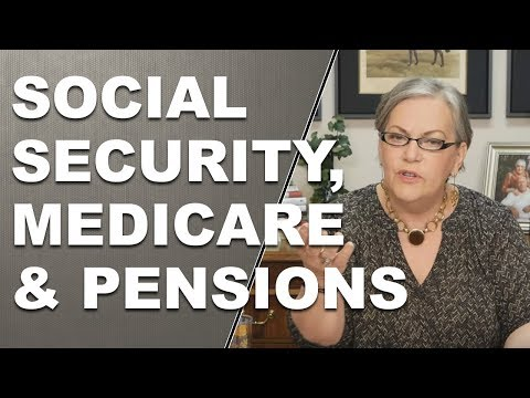 YOUR ENTITLEMENTS? Social Security, Medicare and Pensions...I Don't Think So!
