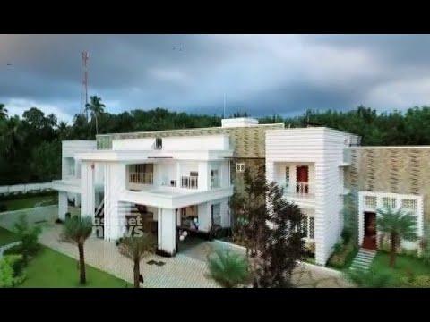 30000 Sq Ft Home with 13 BHK in Kottayam Ramapuram   Dream Home 27 Dec 2015