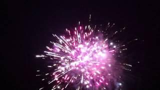 Feuerwerk Gurzelen