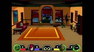 TMNT: Mutant Melee | Speedrun | Leonardo story | Edaz1k