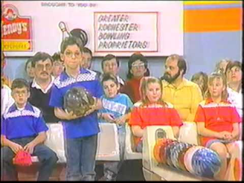 FunTime Bowling Rochester NY 1989