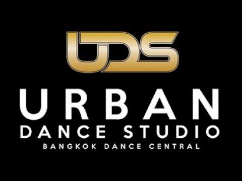 HipHop class at Urban Dance Studio Bangkok (S.23)