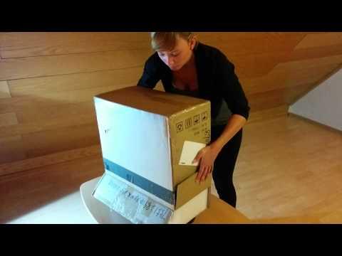 Unboxing BitCrane T-110 Bitcoin Miner | ProTact