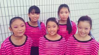 M's DANCE STUDIO PinKy(エムズダンススタジオピンキー)より動画が届...