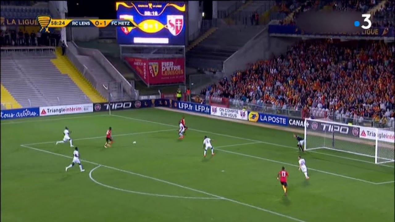 Coupe de la ligue rc lens metz 1 1 youtube - Rc lens coupe de la ligue ...