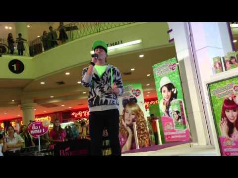 Hunz เพลงเจ็บแต่จบ @The Mall Bangkae