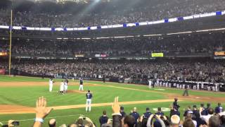 Exit Sandman - Farewell to Mariano Rivera at Last Game at Yankee Stadium