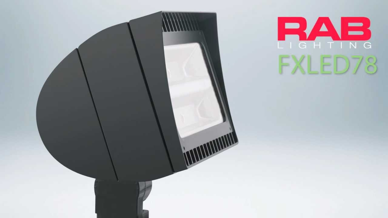 Rab Fxled78 Led Floodlight
