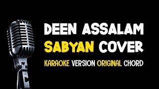 Gambar cover SABYAN - DEEN ASSALAM (Karaoke & Lirik Tanpa Vokal)