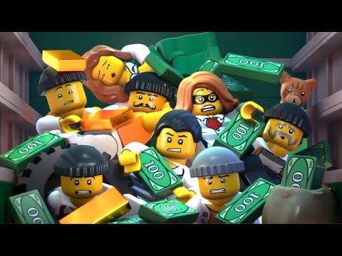 Deutscher Lego City Zeichentrickfilm Ganze Folgen Von Lego Polizei