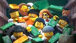 Deutscher LEGO City Zeichentrickfilm! Ganze Folgen von LEGO Polizei, LEGO Dschungel & mehr!